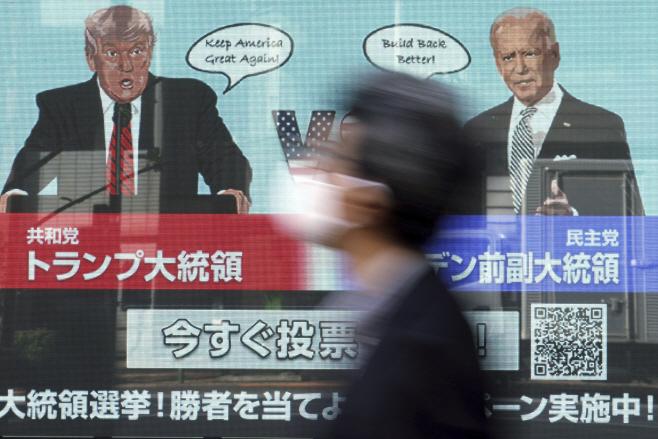 Japan US Election 2020