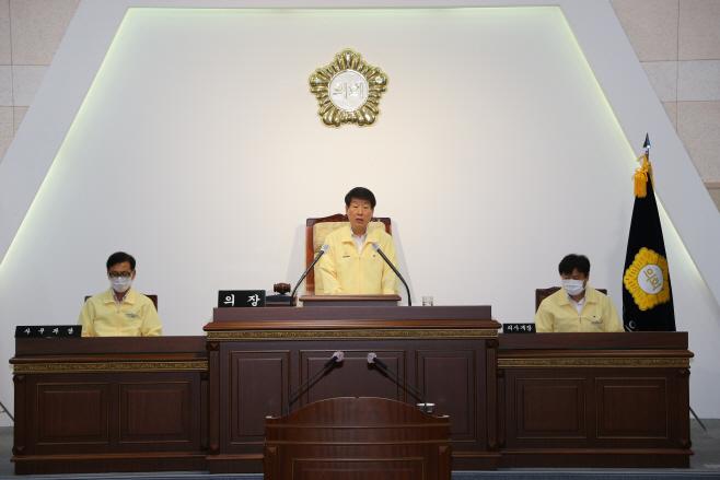 05의성군의회 제공 제243회 임시회 (1)