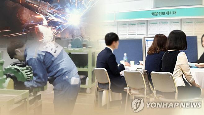 직장인 연합뉴스