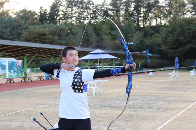 [경북일고]양궁 리커브 2차 국가대표 선발전 사진 (1)