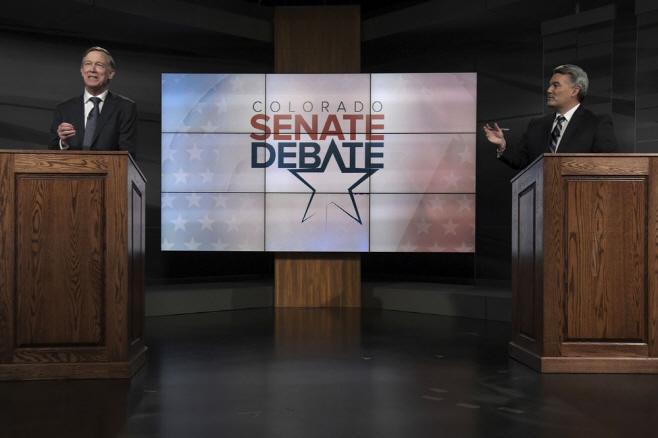 Colorado Senate Debare