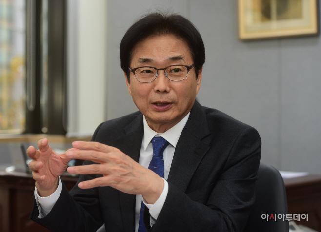 원희목 한국제약바이오협회 회장 인터뷰