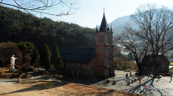 여행/ 풍수원 성당