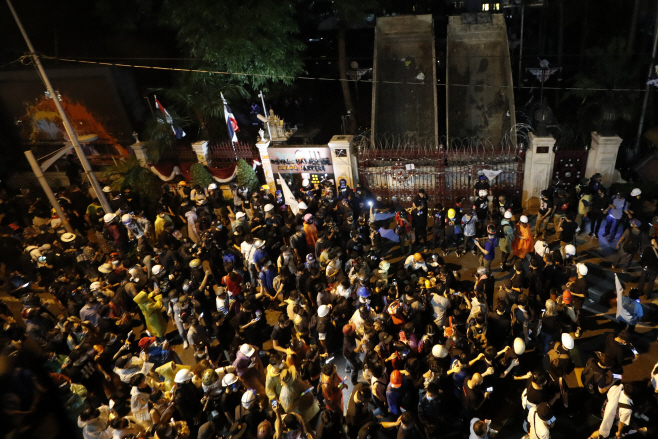 Thailand Politics <YONHAP NO-4924> (AP)