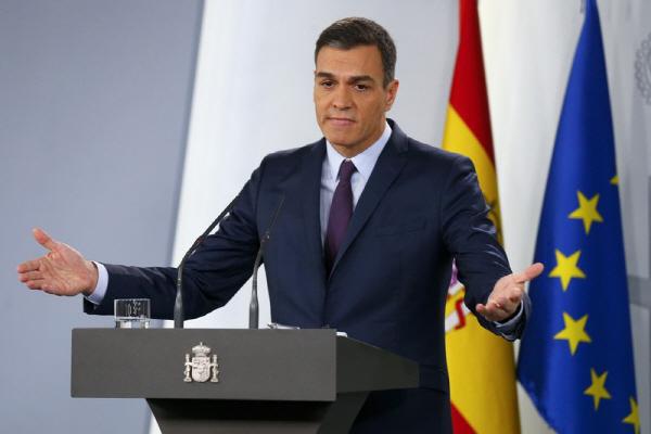 스페인, 유럽 최초 내년 초 백신 접종 시작