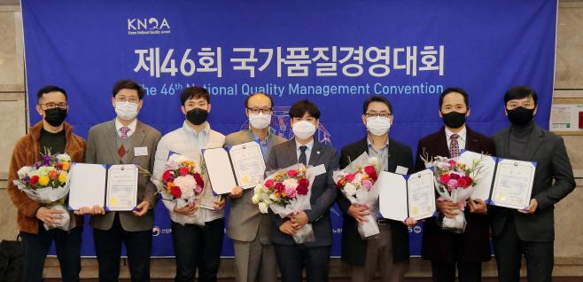 [사진자료] 한국타이어 대전공장, '품질경쟁력우수기업' 선정