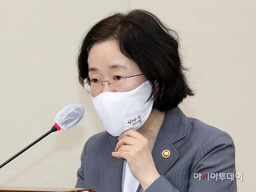 [포토] 정무위 제안설명하는 조성욱 공정거래위원장