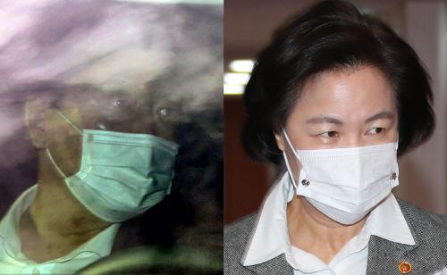 추미애, 윤석열 검찰총장 징계 청구·직무배제