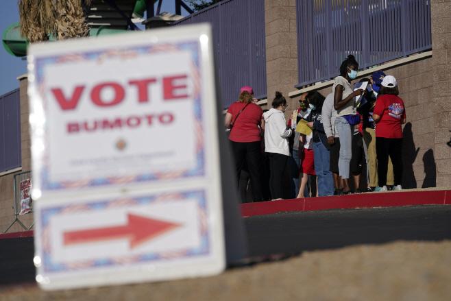 Election 2020 Nevada
