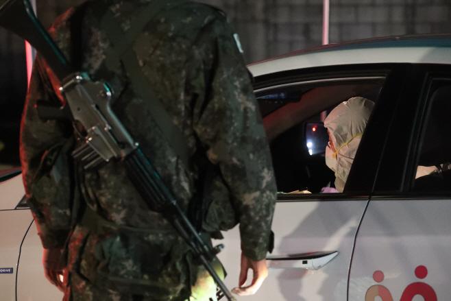 연천 육군 신교대에서 코로나19 무더기 확진