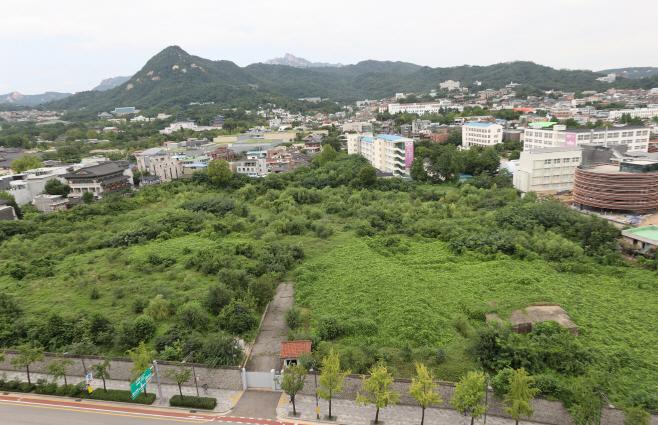 송현동 부지 놓고 대한항공-서울시 갈등 심화