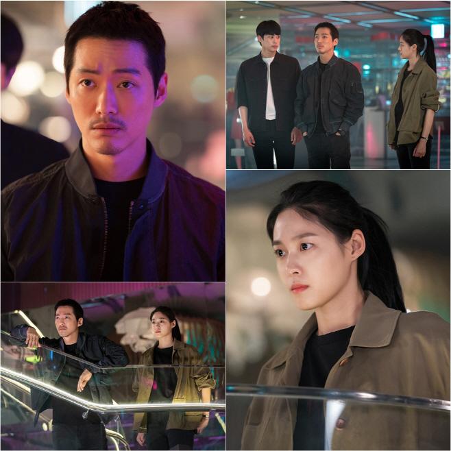 낮과밤_남궁민-김설현 예고살인 제보 출동