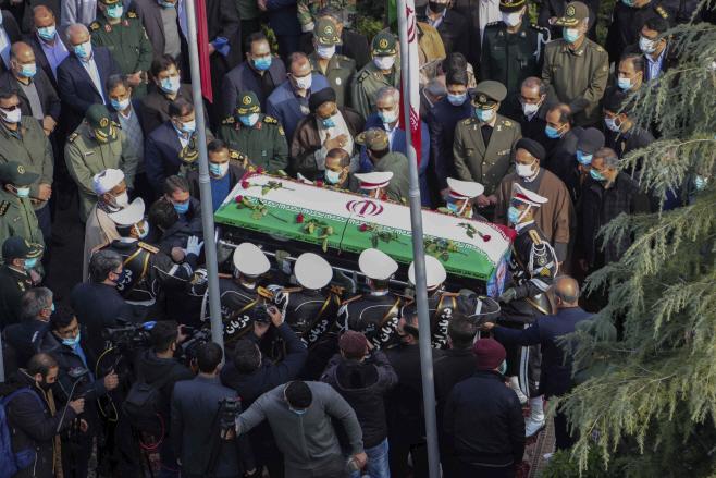 Iran <YONHAP NO-4795> (AP)