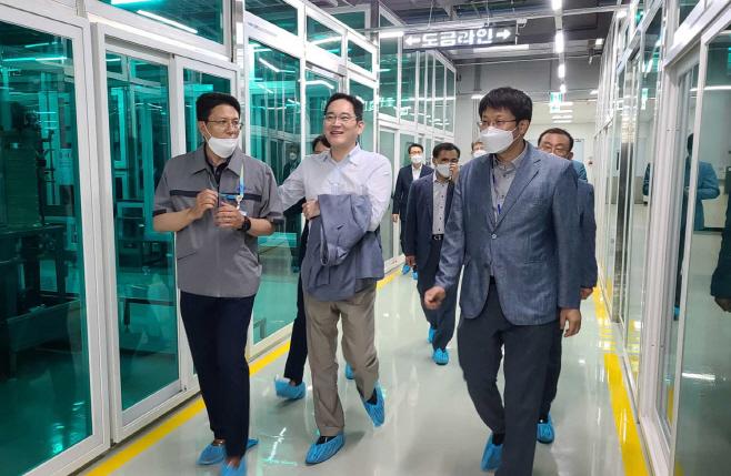 전장용 MLCC 전용 생산공장 이재용