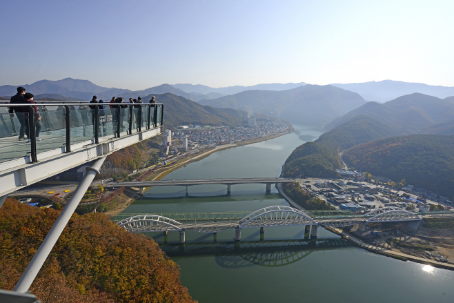 여행/ 만천하스카이워크