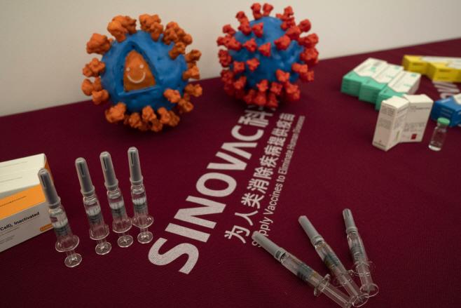 Virus Outbreak China Vaccines <YONHAP NO-2424> (AP)