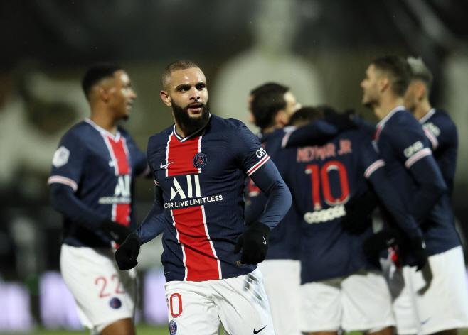 France Soccer League One <YONHAP NO-0828> (AP)