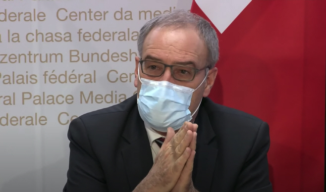 swiss conference president