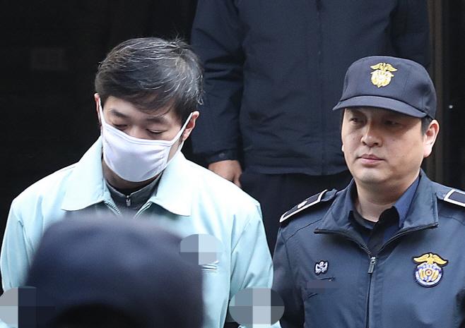조재범 전 쇼트트랙 국가대표 코치 항소심 공판3