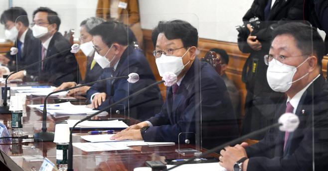 발언하는 김광수 은행연합회장<YONHAP NO-2481>