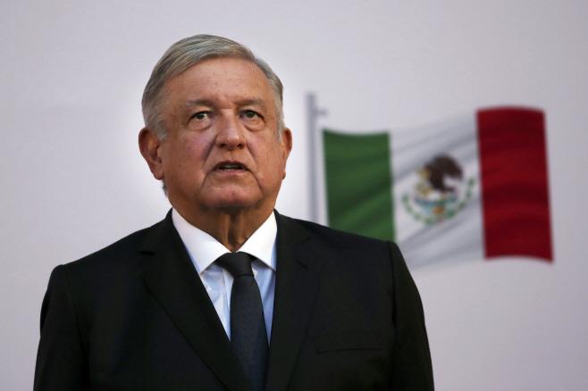 Mexico US Corruption <YONHAP NO-5302> (AP)