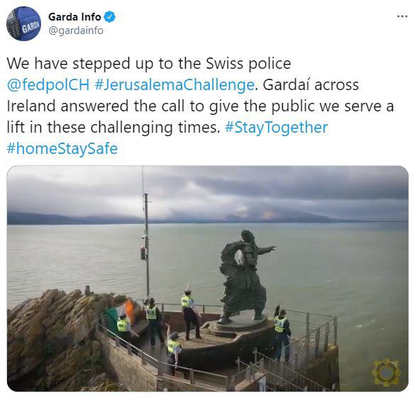 아일랜드 경찰