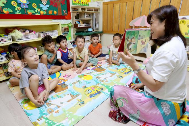 0901 한빛어린이집 특별프로그램 활동모습
