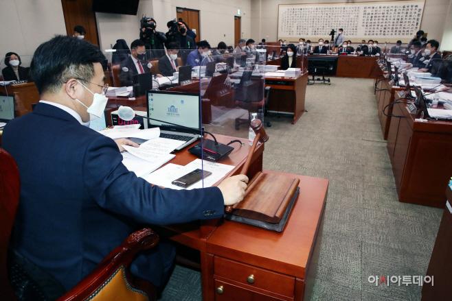 윤호중 국회 법사위원장