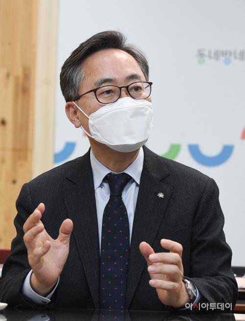유성훈 금천구청장 인터뷰9