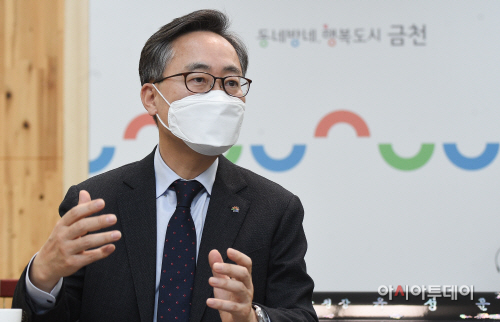 유성훈 금천구청장 인터뷰10