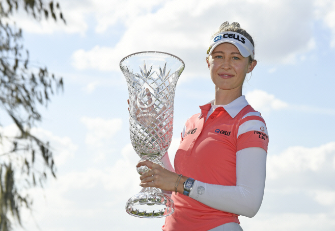 LPGA Tour Golf <YONHAP NO-0961> (AP)