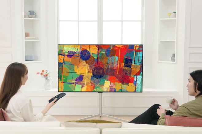 [사진4] LG전자, 2021년형 LG 올레드 TV 본격 출시