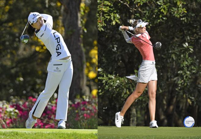 LPGA Tour Golf <YONHAP NO-1006> (AP)