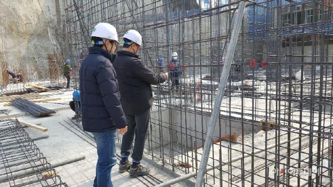 광주시, 공동주택 건설현장 품질검수 점검 실시 (1)