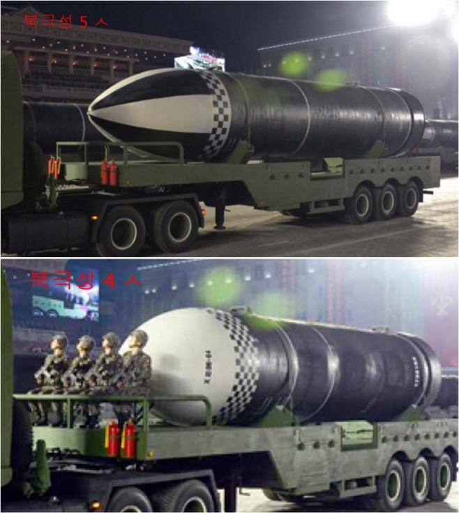 북한, SLBM 탄두부 더 키웠다…다탄두형으로 개량 가능성