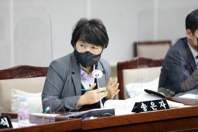 수원시의회 송은자 의원 대표발의