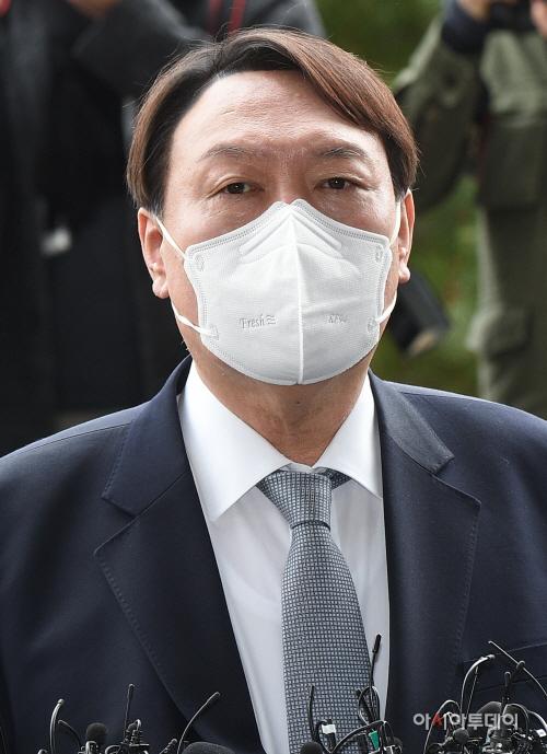 [포토]윤석열 검찰총장,