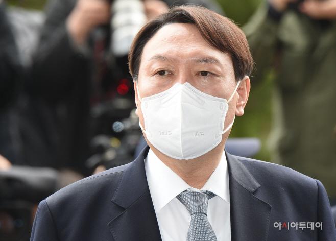 [포토]발언하는 윤석열 검찰총장