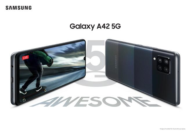 삼성 갤럭시 A42 5G (1)