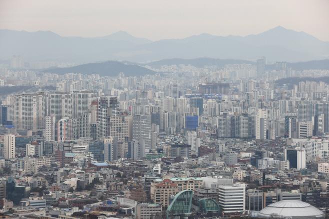 서울 아파트 매수심리 '주춤'…2주 연속 감소