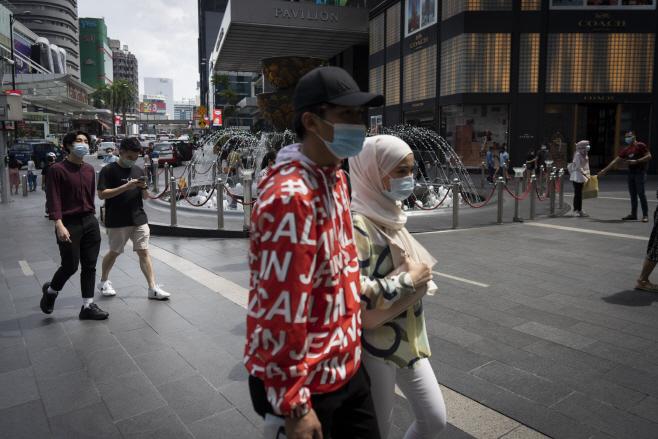 Virus Outbreak Malaysia <YONHAP NO-4536> (AP)