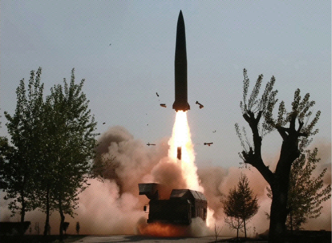 북한 탄도미사일