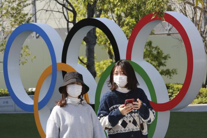 Japan Tokyo Olympics Corona Fears