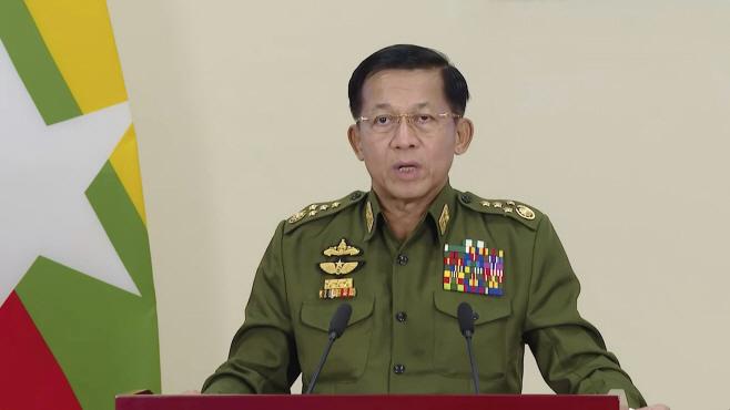 Myanmar <YONHAP NO-2513> (AP)