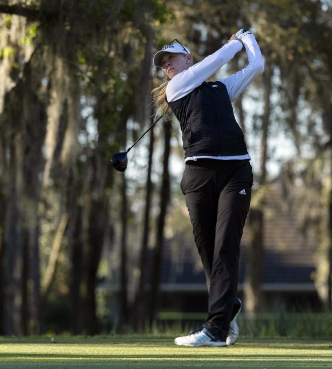 LPGA Tour Golf <YONHAP NO-3358> (AP)