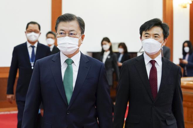 문 대통령과 세월호 진상규명 특검