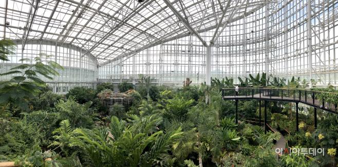 여행/ 국립세종수목원 열대온실
