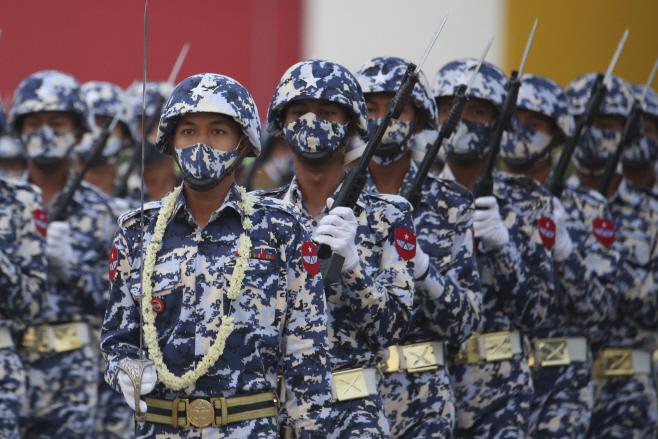 Myanmar <YONHAP NO-2587> (AP)
