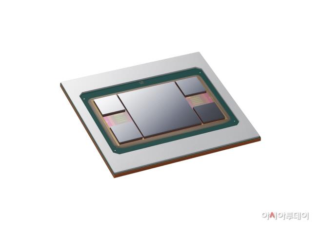 [이미지]삼성전자, 차세대 반도체 패키지 기술 'I-Cube4'_1