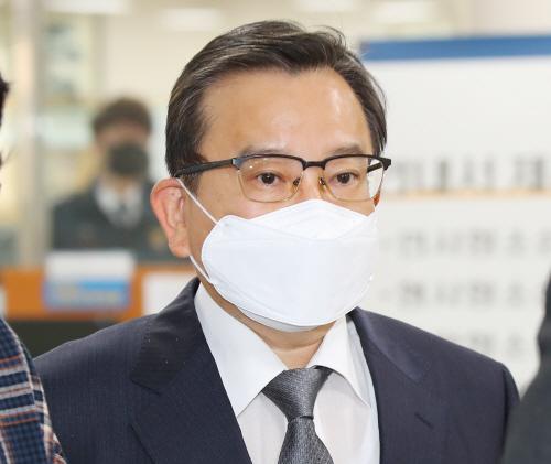 '별장 성접대' 김학의 전 차관 항소심 선고 공판